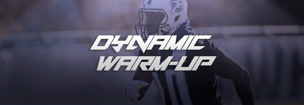 Dynamic Football Warm Up