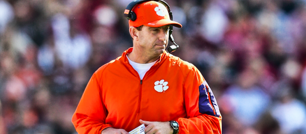 Dabo: High school coaches changing football because of sport specialization