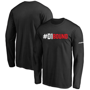 #D1Bound Performance LS Tee - Phenom Elite Brand