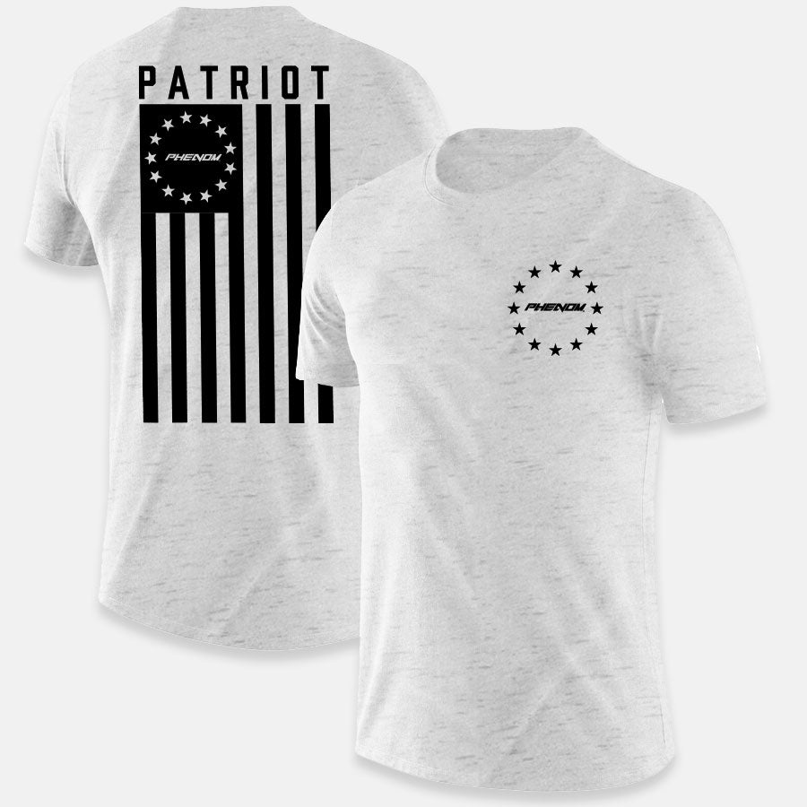 VaporCharge Patriot Flag T-Shirt - Phenom Elite Brand