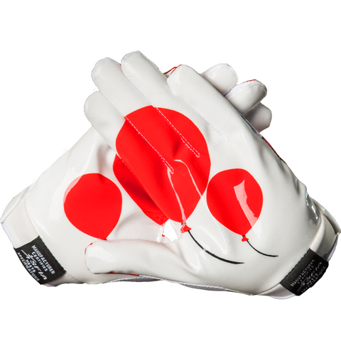 VPS3: Clown Football Gloves - Phenom Elite Brand