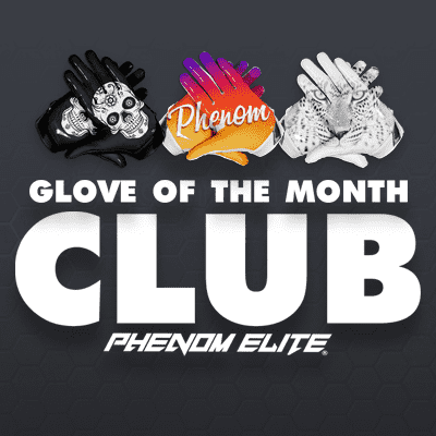 Glove Of The Month - Batting Gloves - Phenom Elite Brand