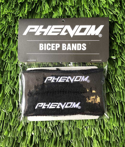 Bicep Bands - Black - Phenom Elite