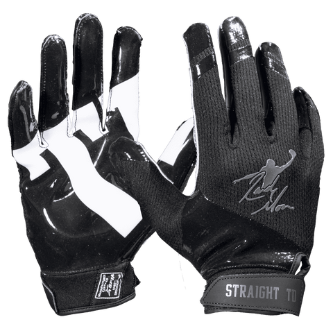 RANDY MOSS FOOTBALL GLOVES