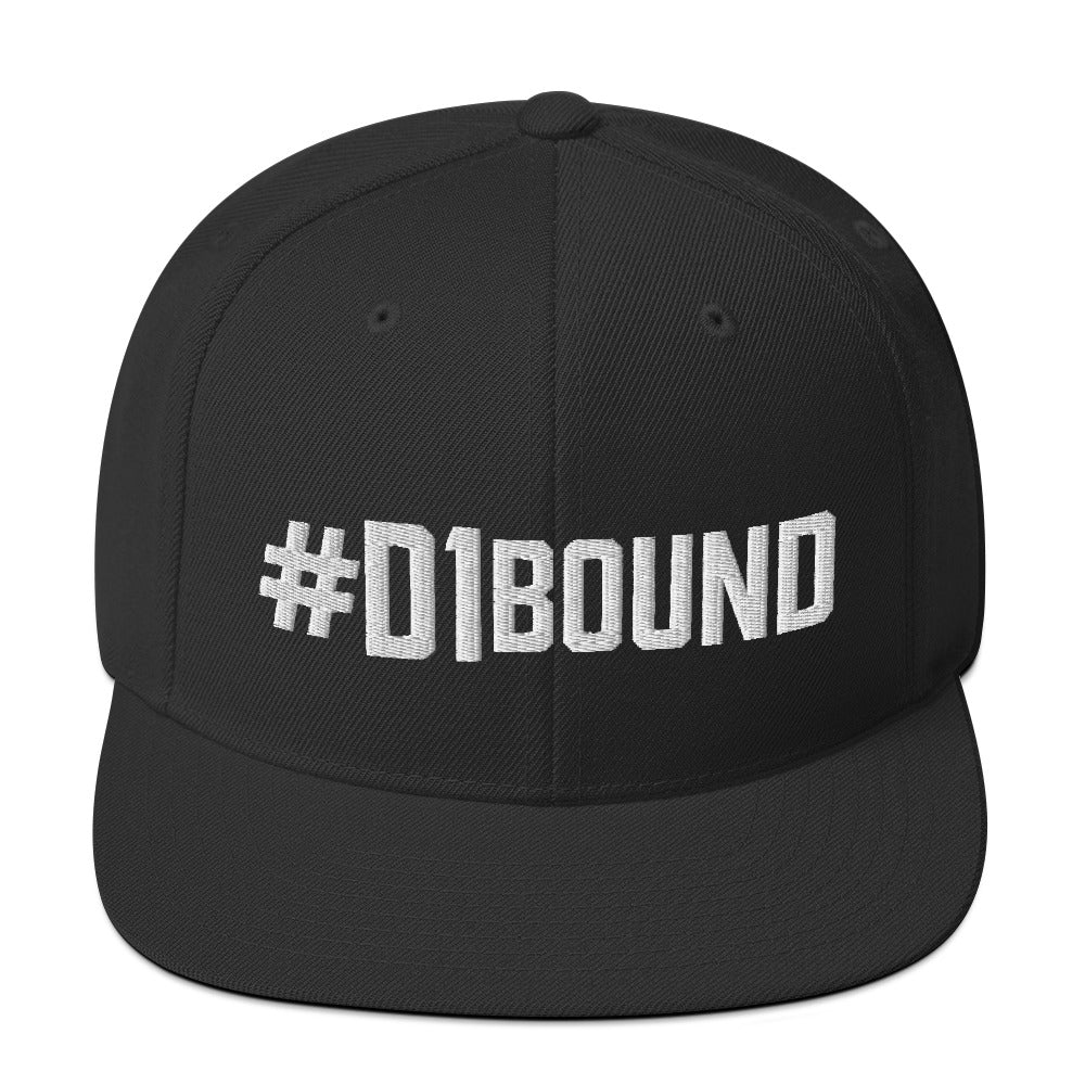 #D1Bound 'Team Colors' Snapback Hat - Phenom Elite
