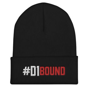 #D1Bound Beanie - Phenom Elite Brand