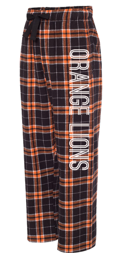 Youth Plaid Pajama Pants