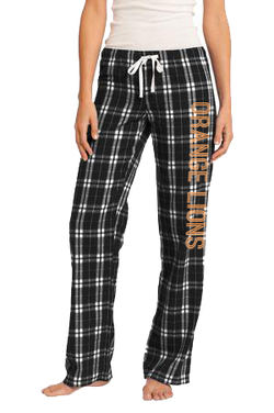 Juniors Plaid Pajama Pants