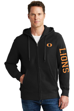 Adult Super-Heavyweight Full-Zip Hooded Sweatshirt