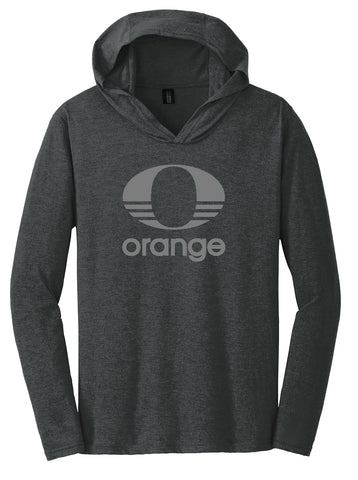 Adult Unisex Triblend Hooded Tee