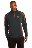 Adult 1/2 Zip Color-Block Performance Pullover