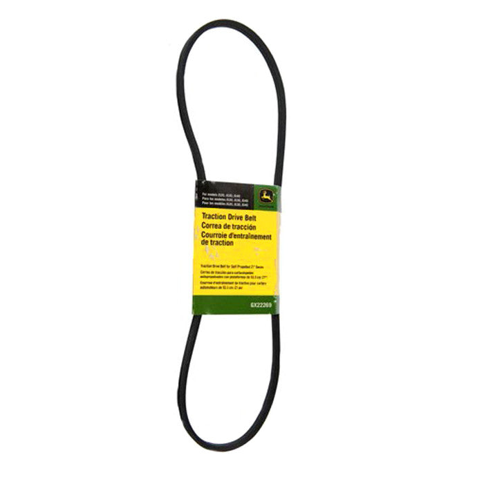 Walk-Behind Wheel Drive Belt For JS Series Product ID: GX22269