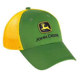 Youth Green And Yellow Mesh Cap Product ID: LP39527