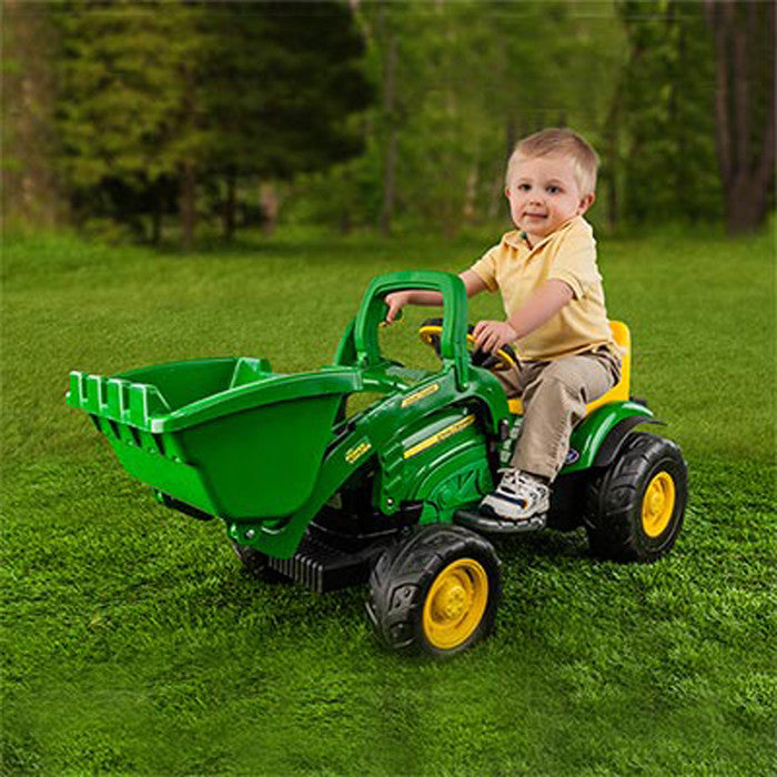 John Deere 6 Volt Mini Power Loader Product ID: LP51037