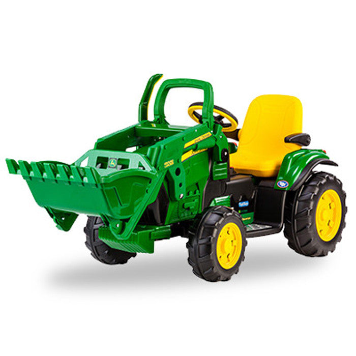 John Deere 12 V Ground Loader With Front Loader Product ID: LP51041