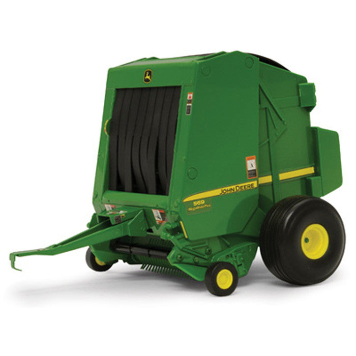 1/16 Scale Replica 569 Round Baler Product ID: LP51302