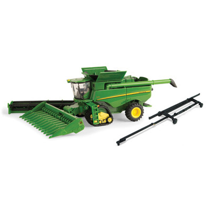 1/64 S690 John Deere Combine With Tracks Product ID: LP53303