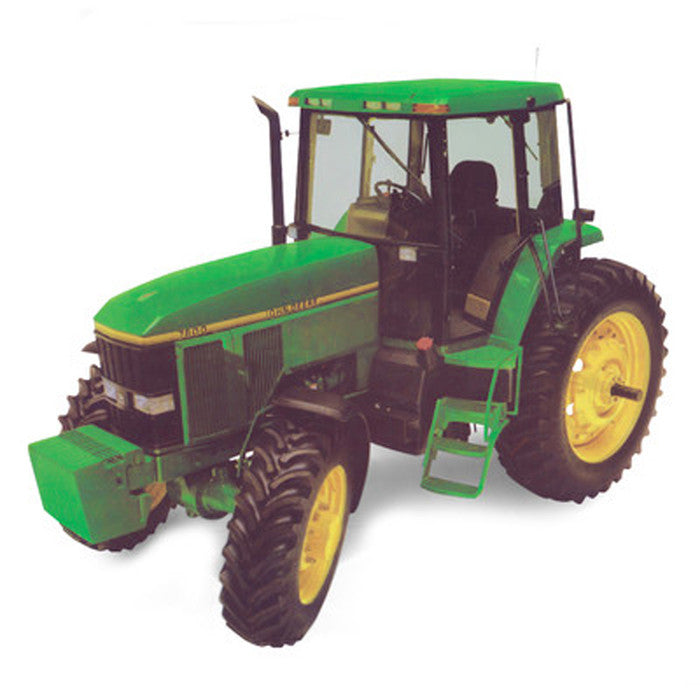 1/16 7800 John Deere Precision Elite #4 Product ID: LP53309