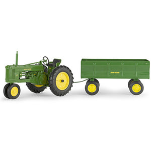 John Deere 1/16 50 with Flarebox Wagon Product ID: LP53312