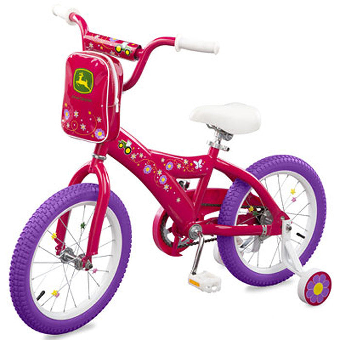 16-inch Bright Pink Bicycle Product ID: LP53341