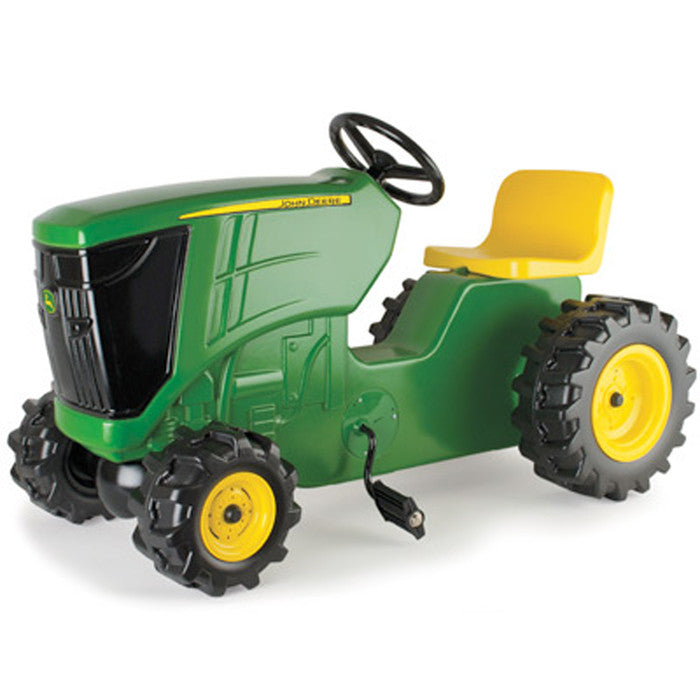 John Deere Plastic Pedal Tractor Product ID: LP53342
