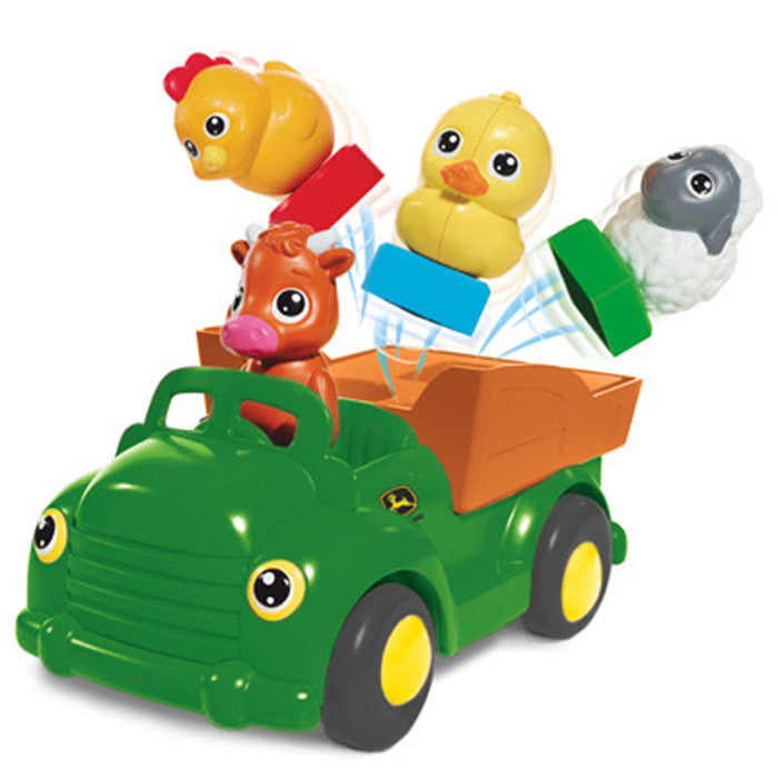 John Deere Learn n Pop Farmyard Friends Product ID: LP53371