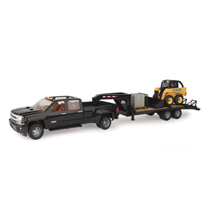 1/16 Big Farm Truck With Skid Steer Product ID: LP55403