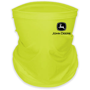 Yellow John Deere Neck Gaiter