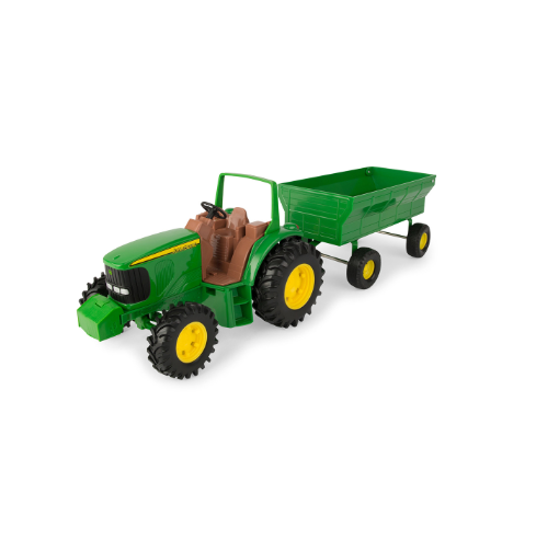 1/16 Tractor with Wagon Set TBEK37163