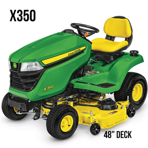 X350 Lawn Tractor 48-in