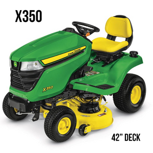 X350 Lawn Tractor 42-in