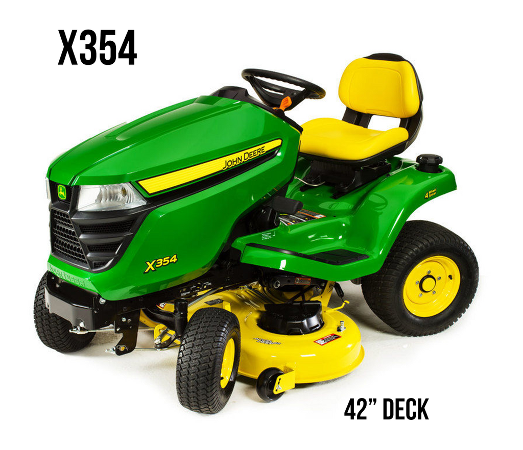 X354 Lawn Tractor 42-in