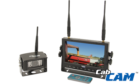 "CabCam - 7"" Digital Wireless Camera System A-CDW7M1C"