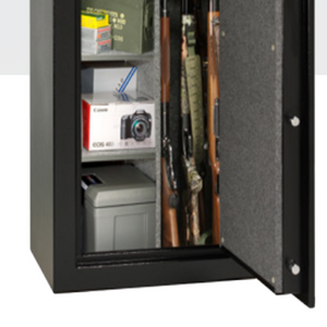 20- and 23- CUBIC FEET BLACK JOHN DEERE ECONOMY SERIES SAFE
