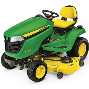 X390 Lawn Tractor 54 in. Deck