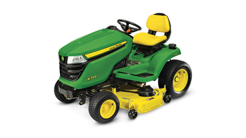 X394 Lawn Tractor 48 in. Deck AWS