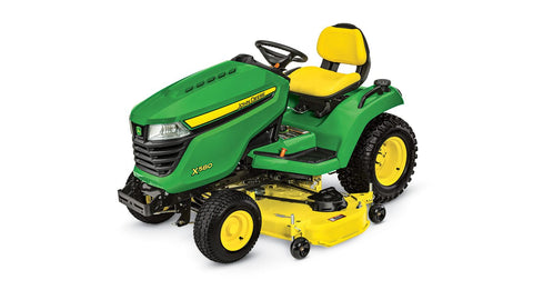X580 Lawn Tractor 54 in. Deck
