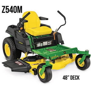Z540M RESIDENTIAL ZTRAK MOWER 48-in. DECK
