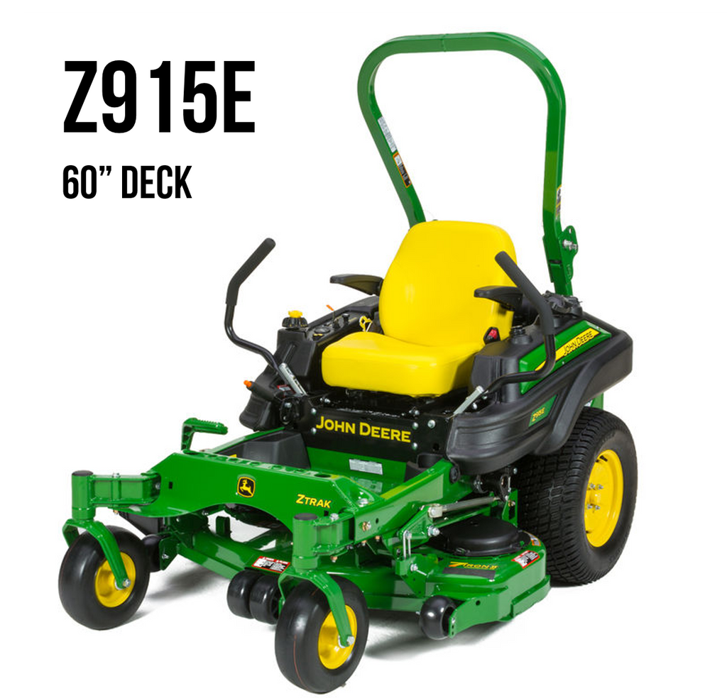 Z915E ZTrack Zero-Turn Mower 60 in. Deck