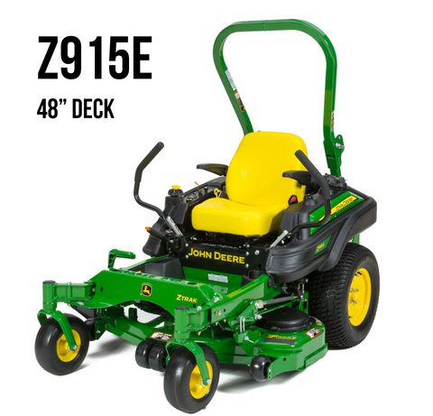 Z915E ZTrack Zero-Turn Mower 48 in. Deck