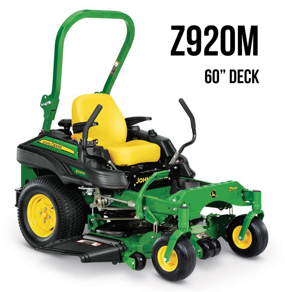 Z920M ZTrack Zero-Turn Mower 60 in. Deck