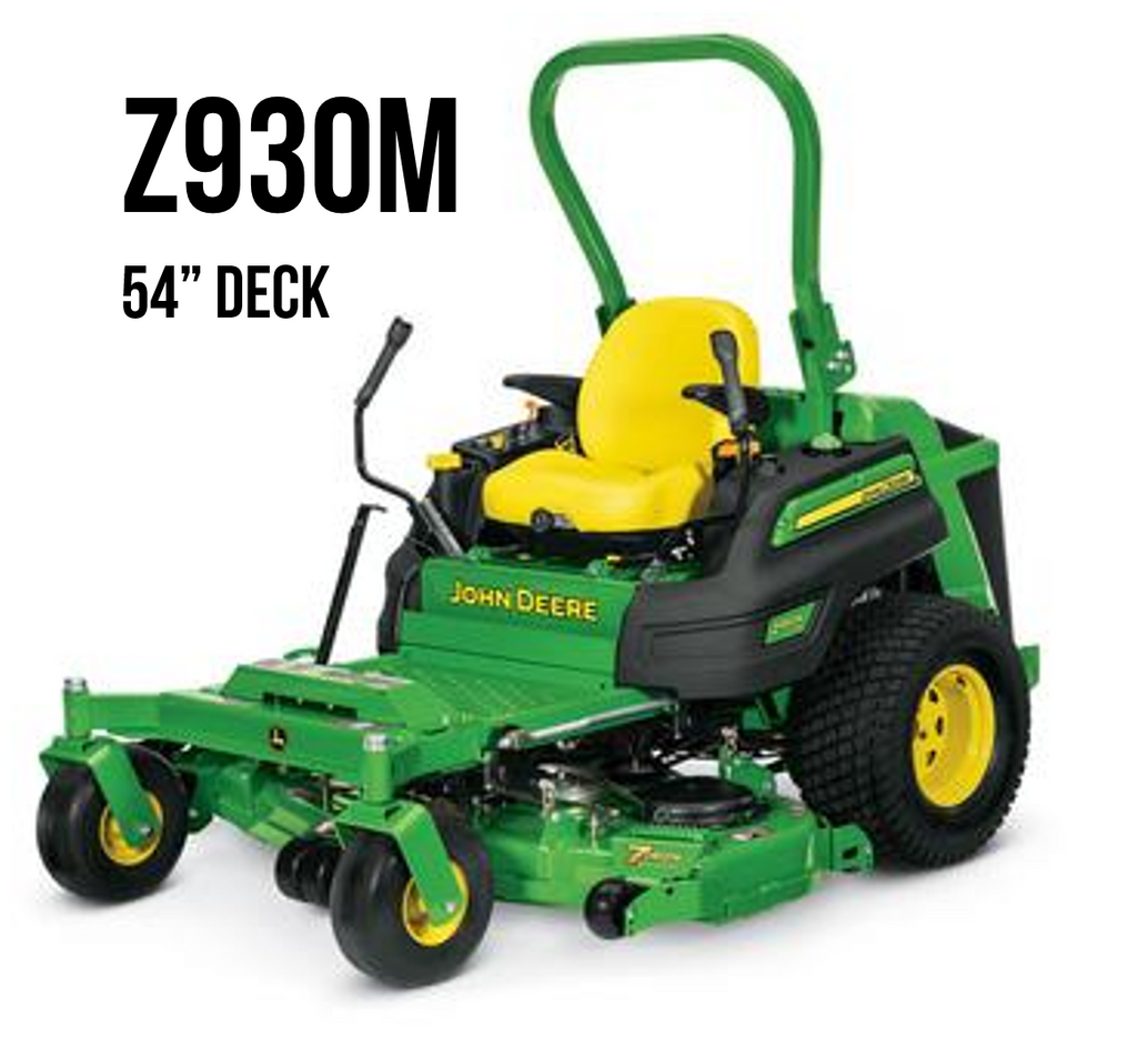 Z930M ZTrack Zero-Turn Mower 54 in.  Deck