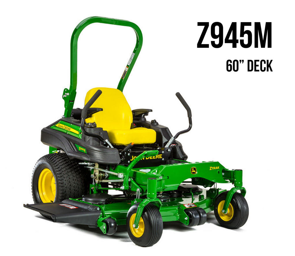 Z945M ZTrack Zero-Turn Mower 60 in.  Deck