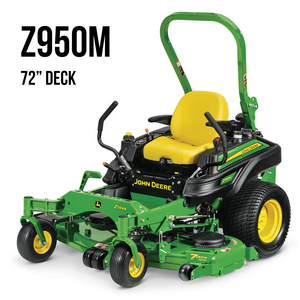Z950M  ZTrack Zero-Turn Mower 72 in. Deck