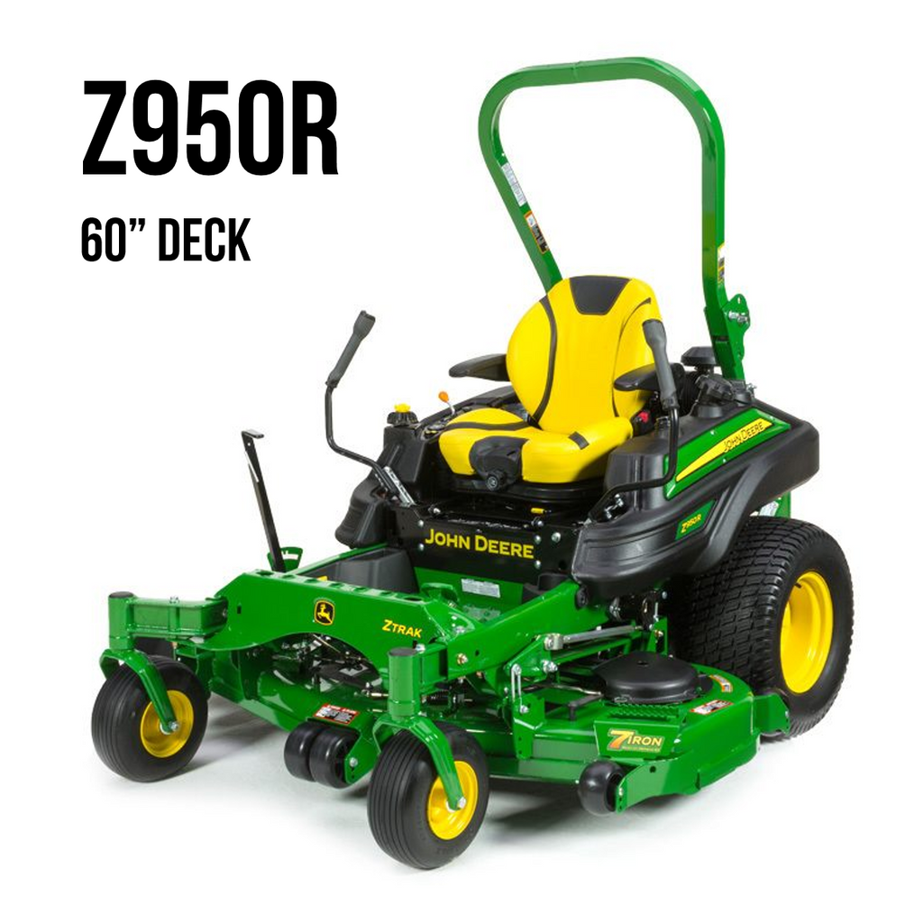 Z950R ZTrack Zero-Turn Mower 60 in. Deck