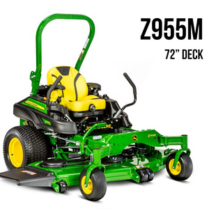 Z955M EFI ZTrack Zero-Turn Mower 72 in. Deck