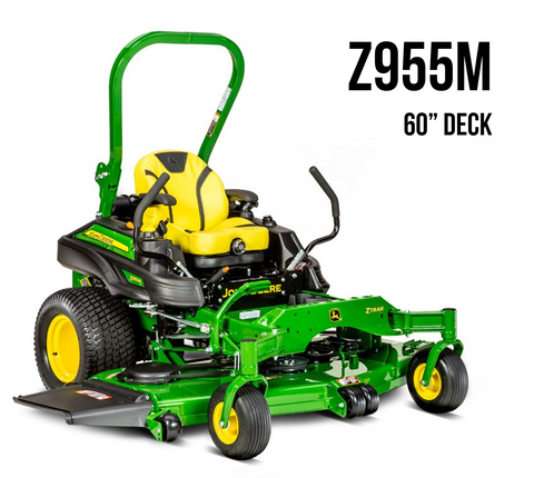 Z955M EFI ZTrack Zero-Turn Mower 60 in.  Deck