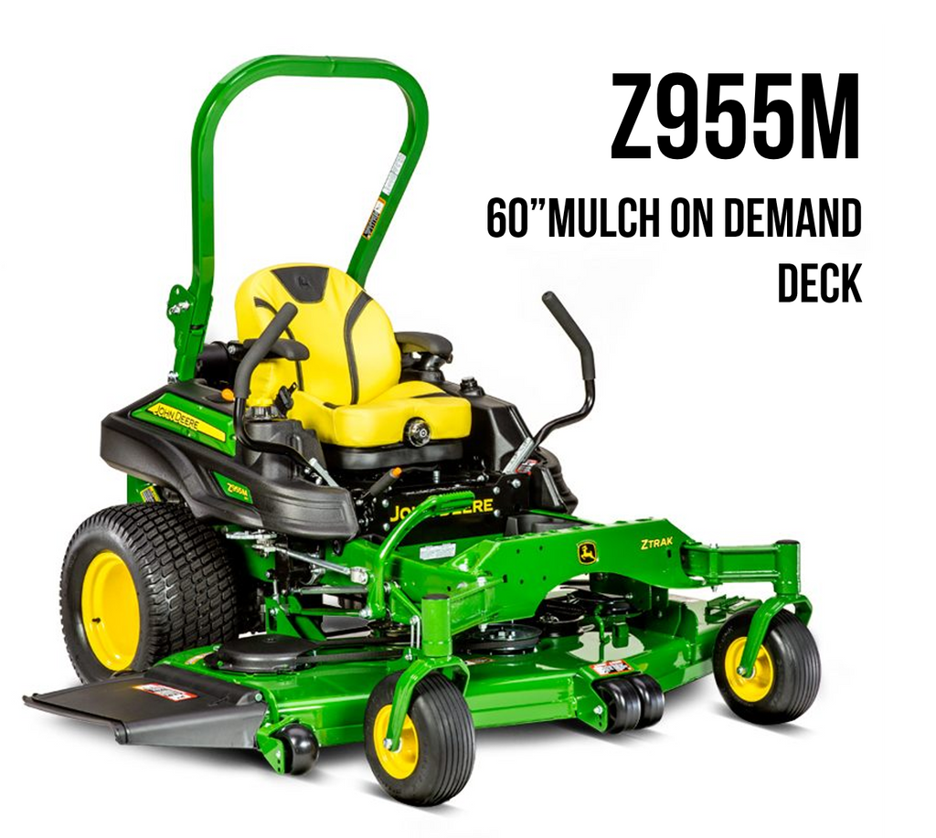 Z955M EFI ZTrack Zero-Turn Mower 60 in. Mulch on Demand Deck