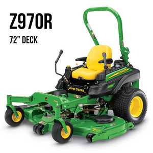 Z970R ZTrack Zero-Turn Mower 72 in. Deck