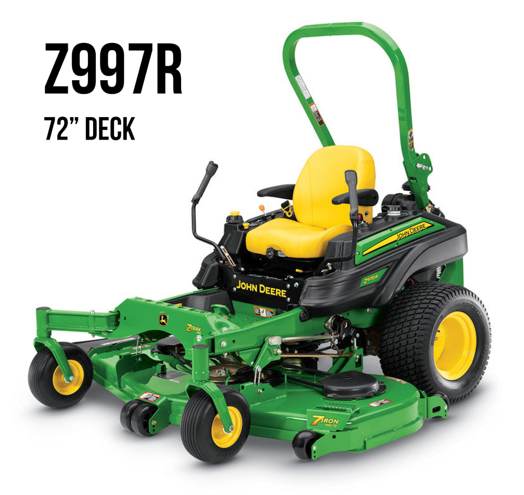 Z997R ZTrack Zero-Turn Mower 72 in. Deck